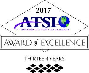 ATSI Award of Excellence